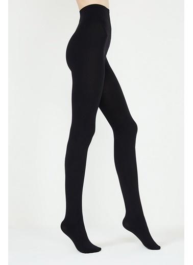Penti Mikro 200 Külotlu Çorap Siyah